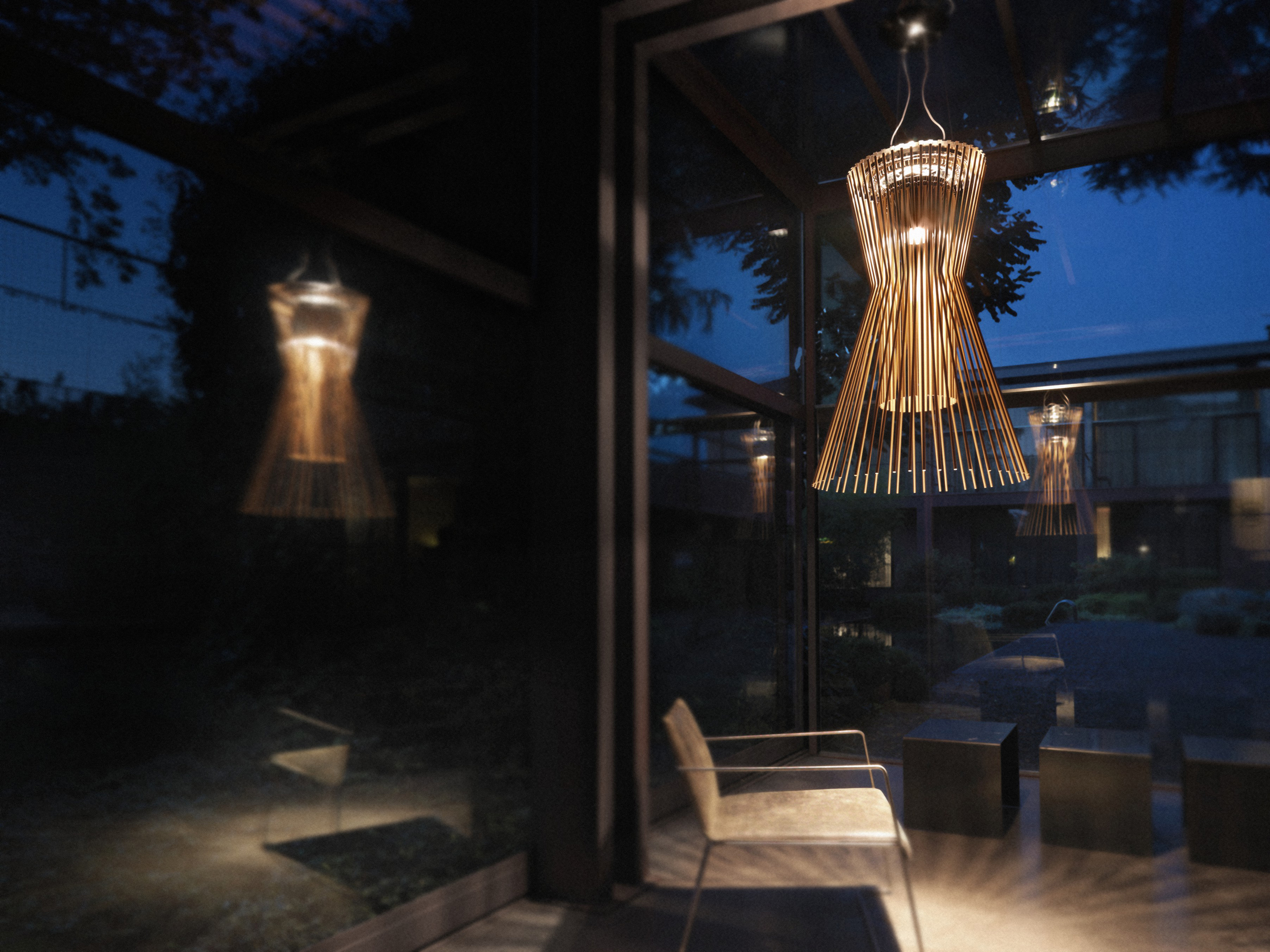 Allegro Suspension Light