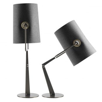 Diesel Fork Table Lamp