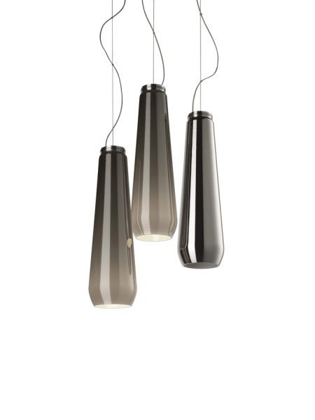 Diesel Glass Drop Suspension Lamp