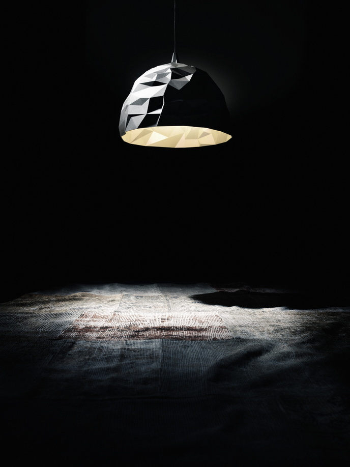 Diesel Rock Suspension Lamp