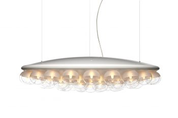 Prop Round Suspension Light