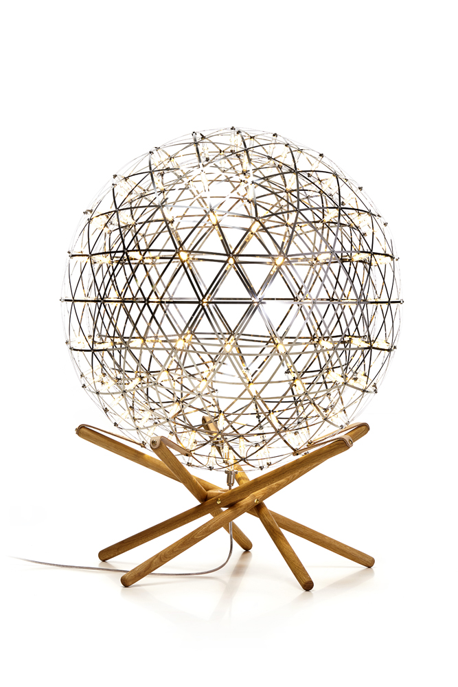 Raimond Tensegrity Floor Lamp 6