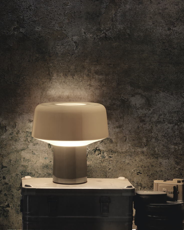 Diesel Glas Drop Table Lamp