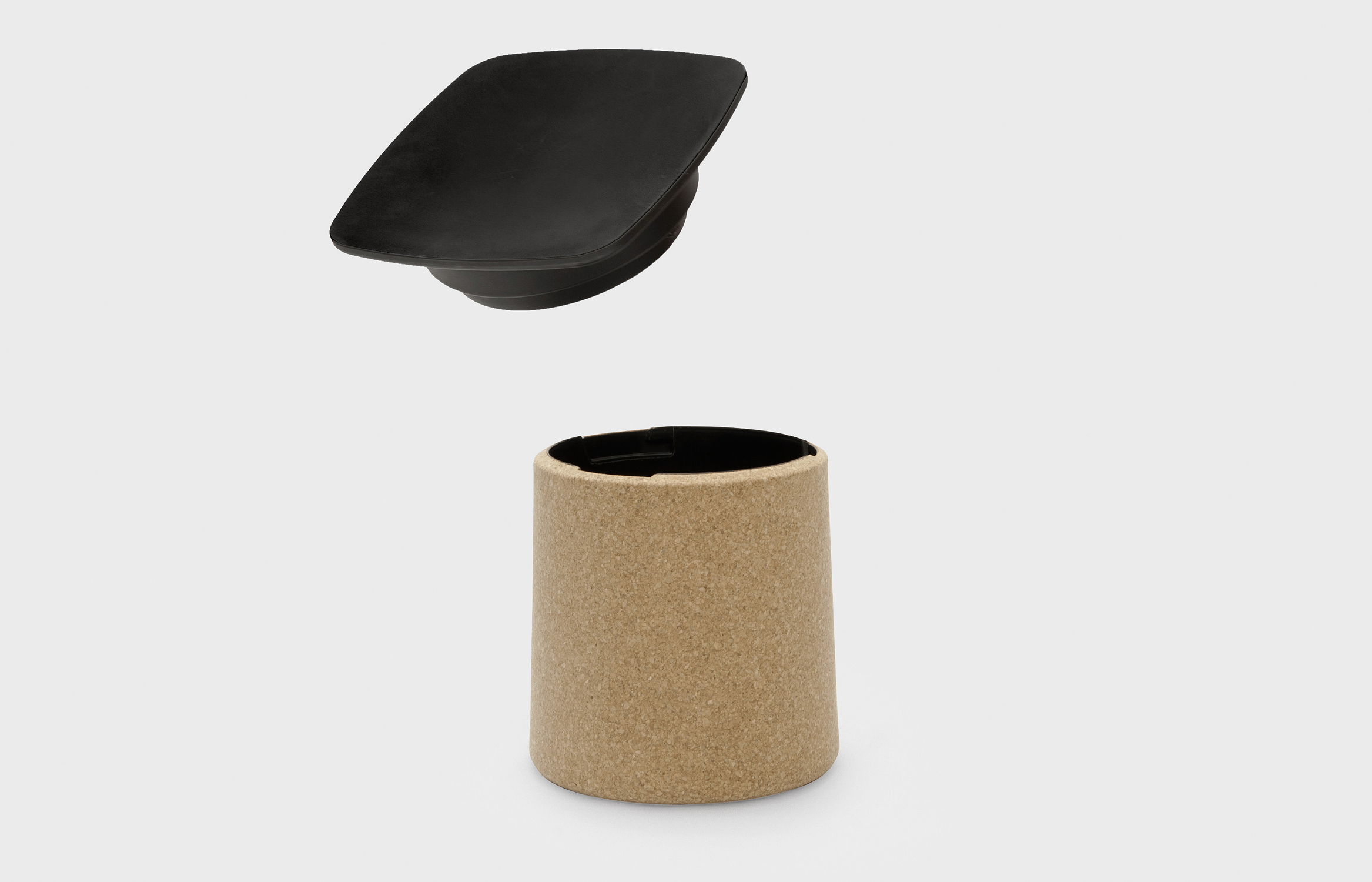 Degree Cork Side Table