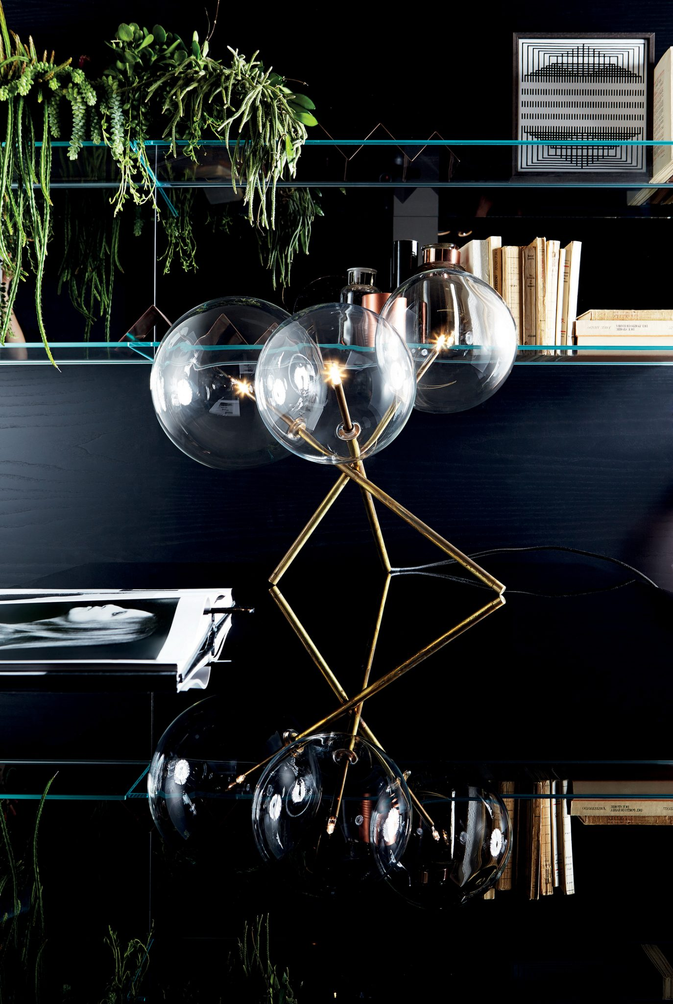 Bolle 3 Table Lamp
