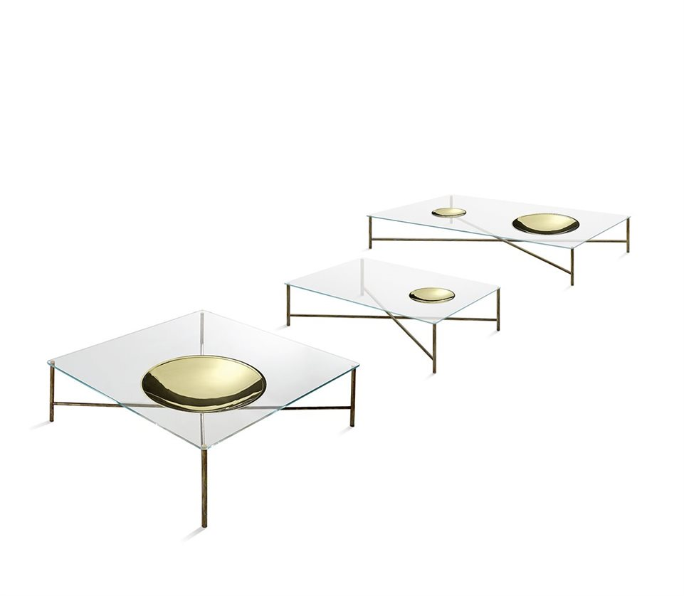 Gallotti & Radice Golden Moon Coffee Table 2