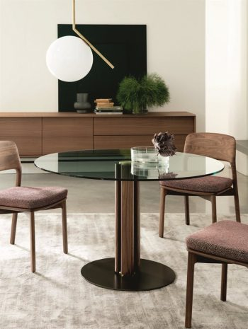 Quadrifoglio Crystal Table