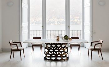 Jean marble table